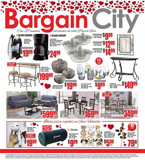 Shopper de Bargain City