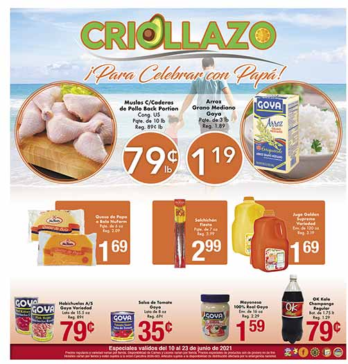 Shopper de Criollazo