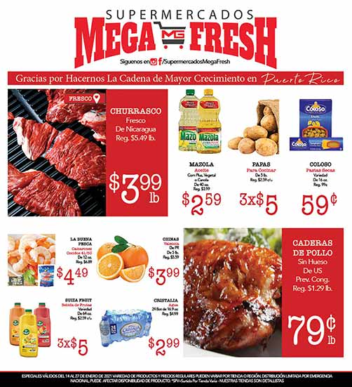 Shopper de Mega Fresh