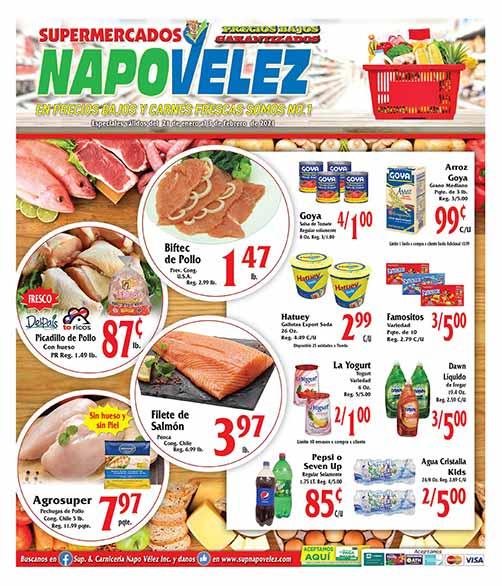 Shopper de Napo Velez