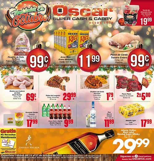 Shopper de Oscar