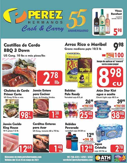Shopper de Perez Hermanos