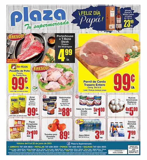 Shopper de Plaza Tu Supermercado